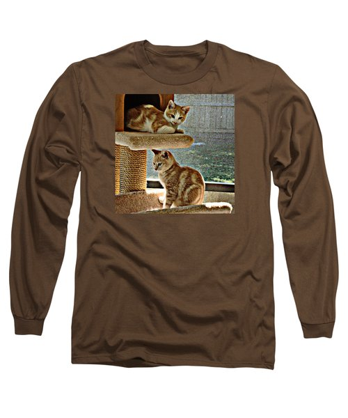Patch And Dom Long Sleeve T-Shirt