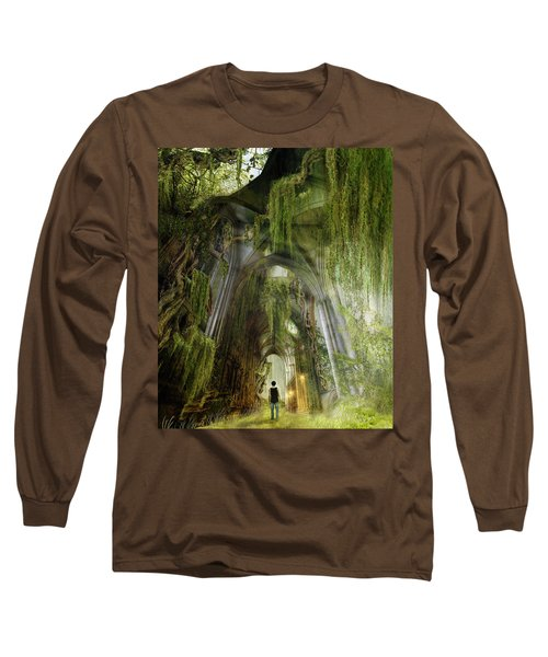 Path To Inner Peace Long Sleeve T-Shirt