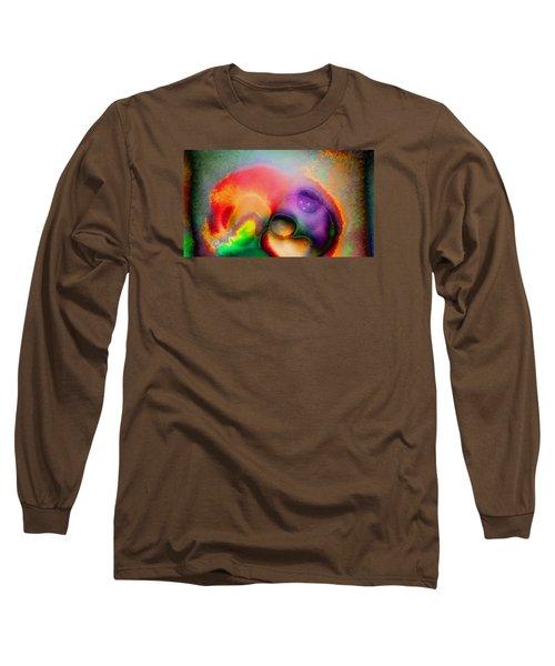 Pattern 239_ Relationship  Long Sleeve T-Shirt