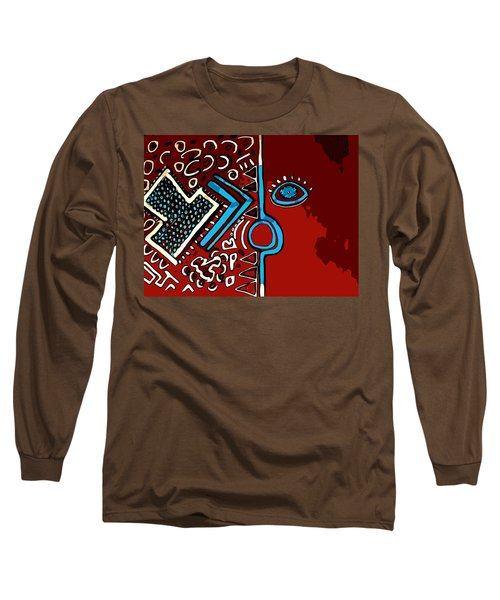 Peace Pipe Long Sleeve T-Shirt