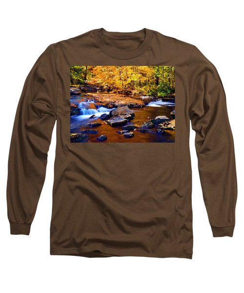 Peaceful Autumn Afternoon  Long Sleeve T-Shirt