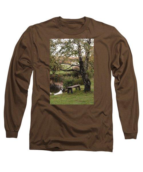 Peaceful Retreat Long Sleeve T-Shirt