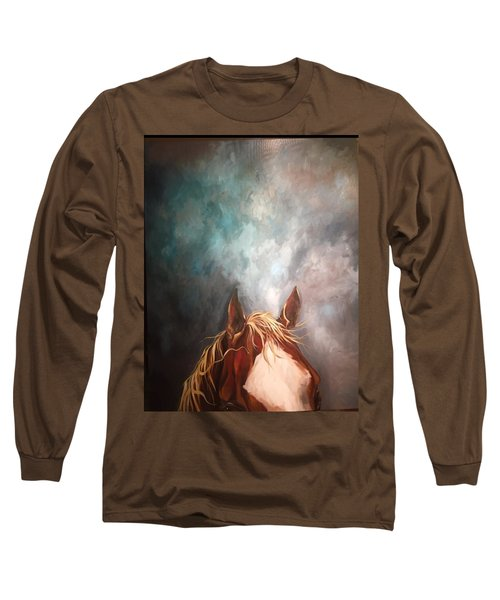 Peakabo  Long Sleeve T-Shirt