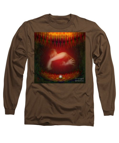 Pearl Of Love Long Sleeve T-Shirt