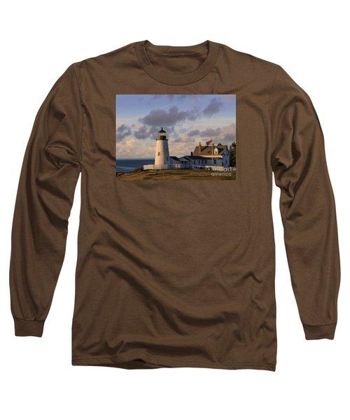 Pemaquid Morning Long Sleeve T-Shirt
