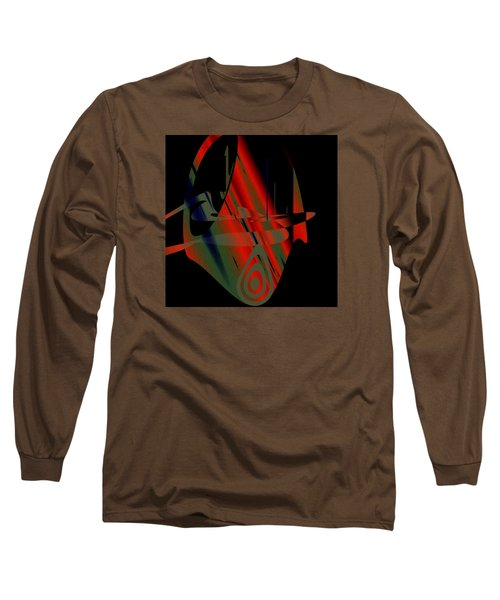 Penman Original-265- We Are All Ethnic Long Sleeve T-Shirt by Andrew Penman