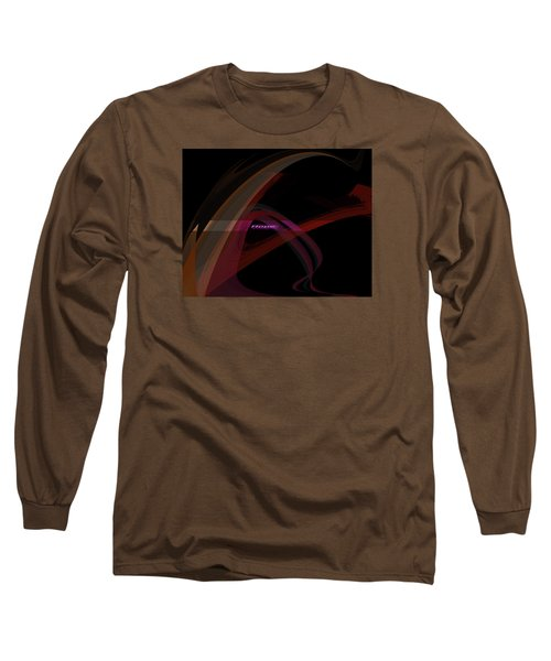 Penman Original-293- A Glimmer Of Hope Long Sleeve T-Shirt by Andrew Penman