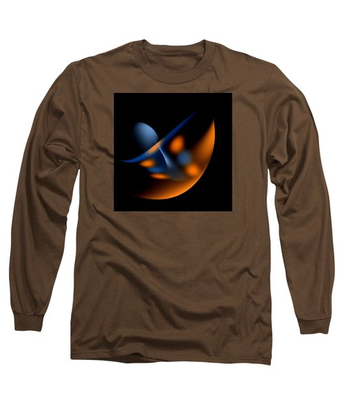 Penman Original-327 On Top Of The World Ready To Fly Long Sleeve T-Shirt by Andrew Penman
