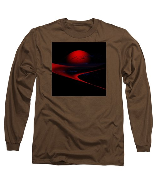 Penman Original-347 Cosmic Curve Long Sleeve T-Shirt