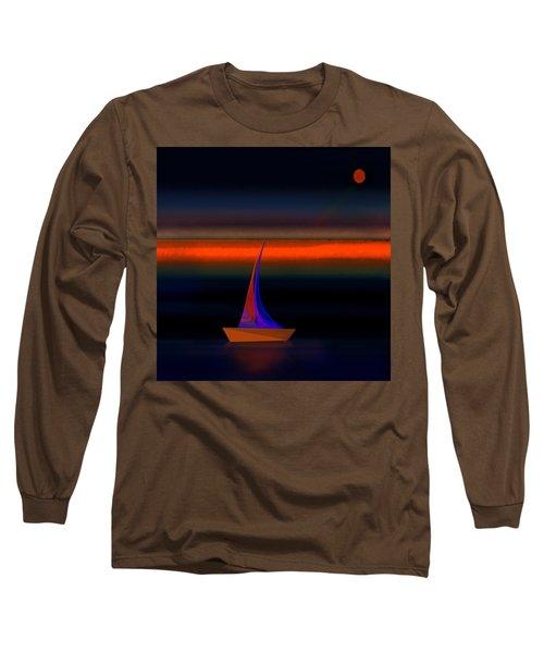 Penman Original-532 Long Sleeve T-Shirt by Andrew Penman