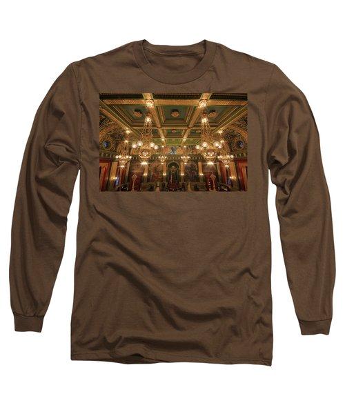 Pennsylvania Senate Chamber Long Sleeve T-Shirt