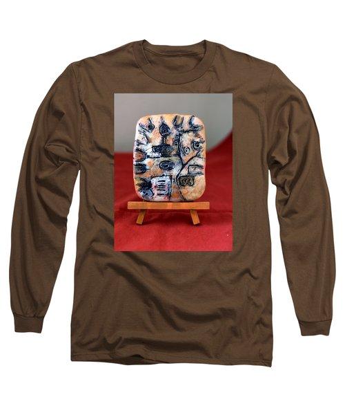 Pensamiento Abstracto Long Sleeve T-Shirt