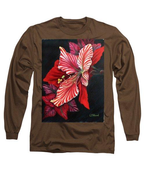 Peppermint Long Sleeve T-Shirt