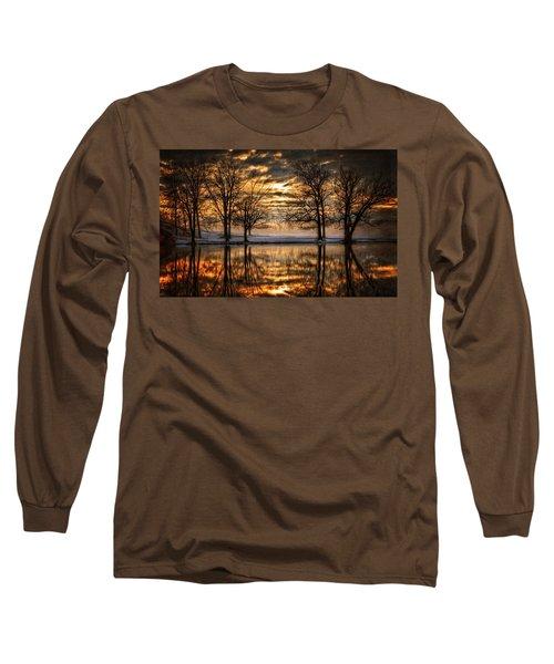 Perfect Sunset Long Sleeve T-Shirt