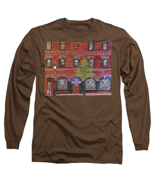 Perfecto's Cafe Long Sleeve T-Shirt