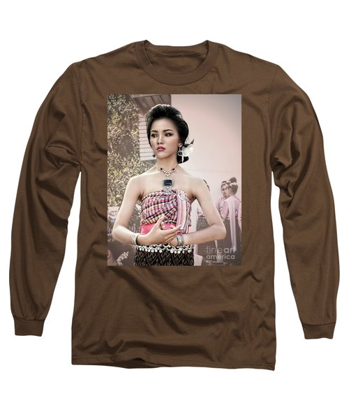 Performance Of Beauty Long Sleeve T-Shirt