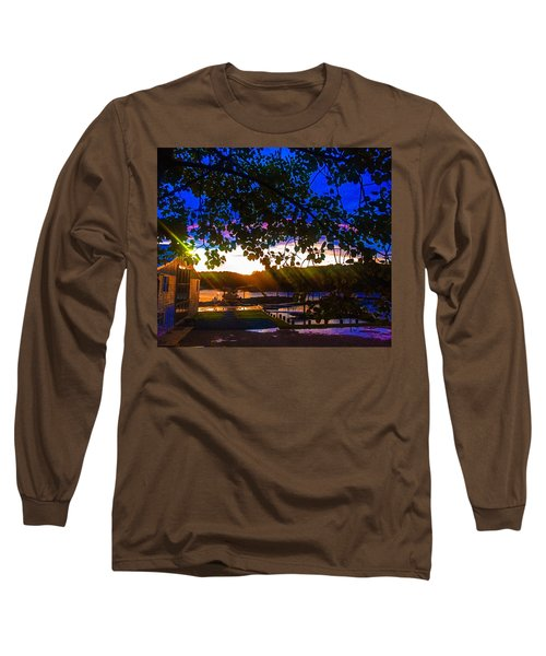 Permanently Closed 717 Long Sleeve T-Shirt