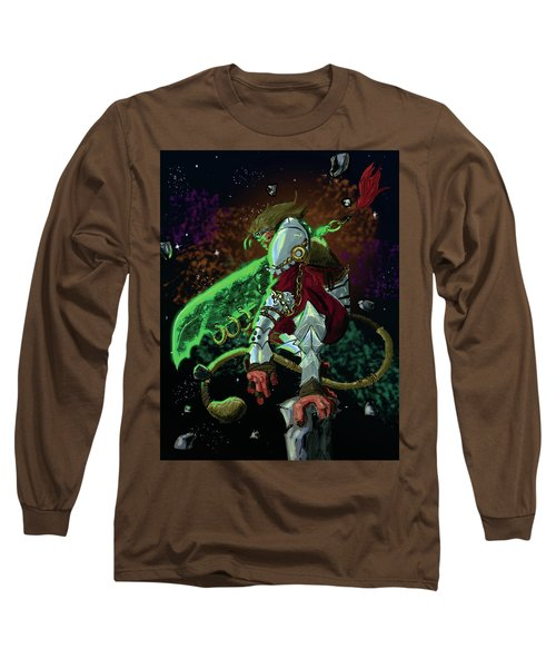 Perses God Of Destruction Long Sleeve T-Shirt