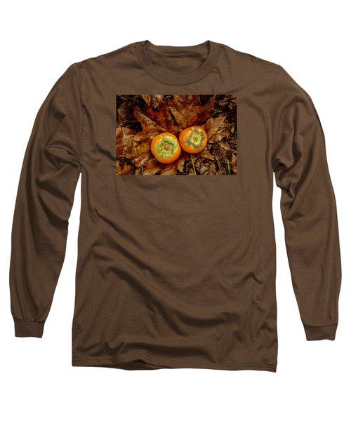 Persimmons 3 Long Sleeve T-Shirt
