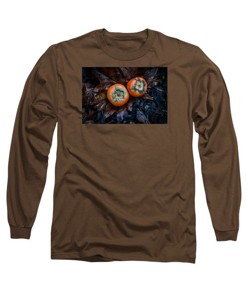 Persimmons 4 Long Sleeve T-Shirt