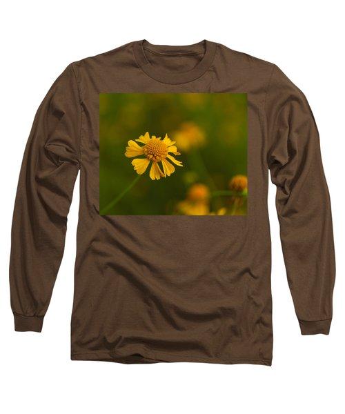 Petals Of Nature Long Sleeve T-Shirt