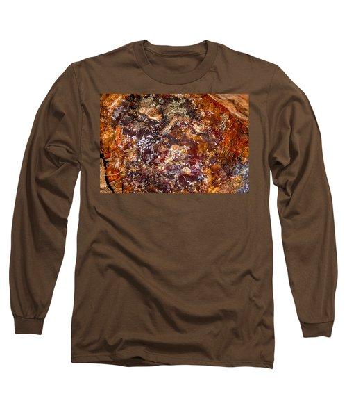 Petrified Colours Long Sleeve T-Shirt