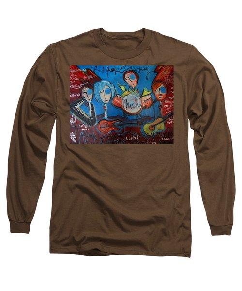 Phish For Red Rocks Amphitheater Long Sleeve T-Shirt