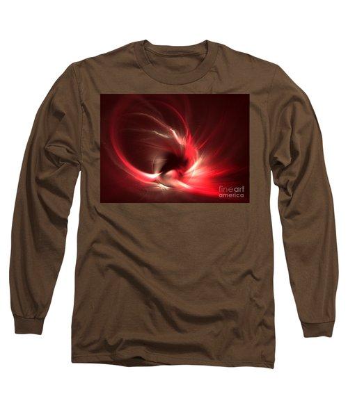 Phoenix Long Sleeve T-Shirt by Kim Sy Ok