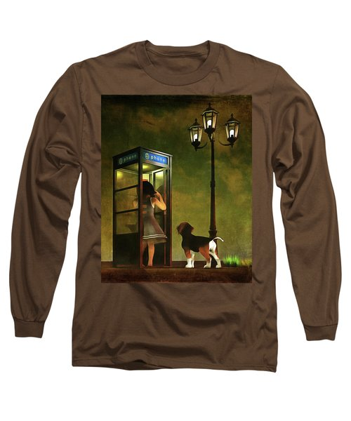Phoning Home Long Sleeve T-Shirt