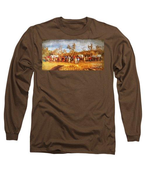 Happy Trails Long Sleeve T-Shirt