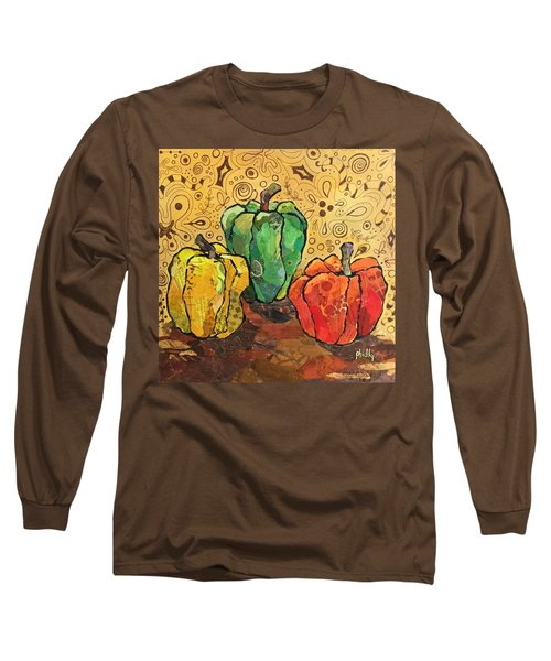 Pick A Peck Long Sleeve T-Shirt