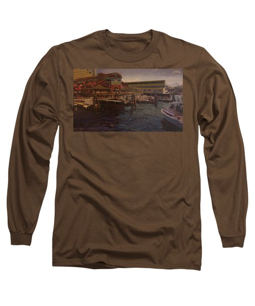 Pier 55 - Red Robin Long Sleeve T-Shirt