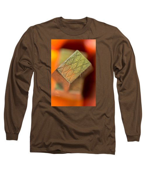 Long Sleeve T-Shirt featuring the photograph Pineapple Happiness by Sabine Edrissi