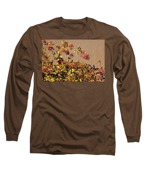 Pink Autumn Long Sleeve T-Shirt
