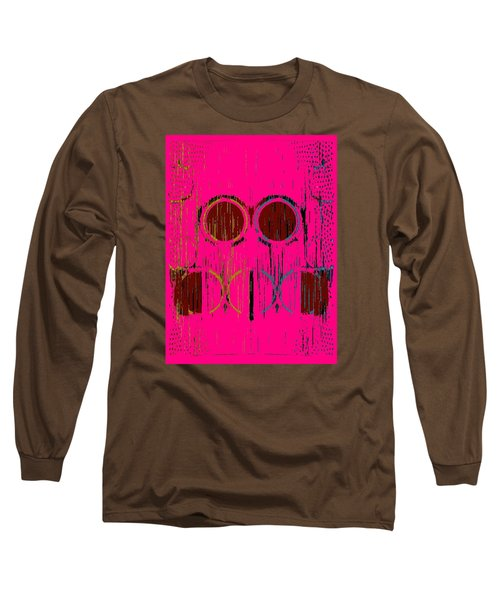 Pink Rings Long Sleeve T-Shirt