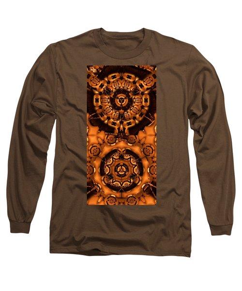 Pinyin Long Sleeve T-Shirt