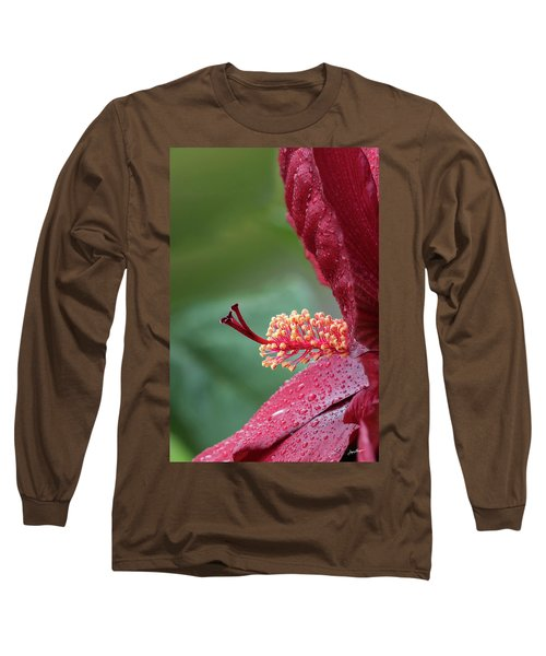 Pistil And Stamen Long Sleeve T-Shirt
