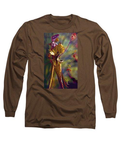 Pitcher Plant Long Sleeve T-Shirt