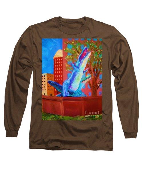 Plaza Long Sleeve T-Shirt