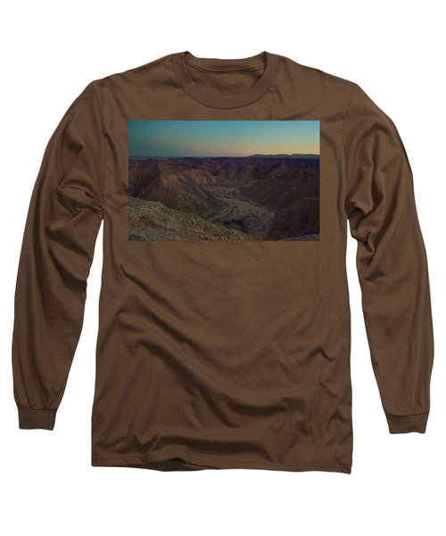 Long Sleeve T-Shirt featuring the photograph Please Stay Just A Little Bit Longer by Laurie Search