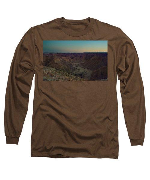 Please Stay Just A Little Bit Longer Long Sleeve T-Shirt