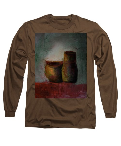 Poetry Of Pottery Long Sleeve T-Shirt