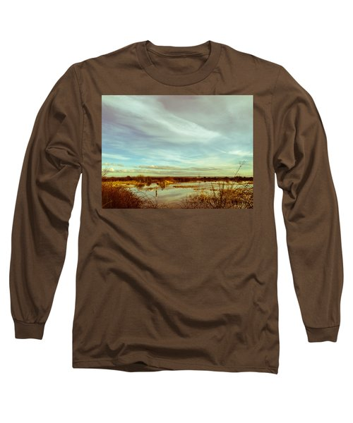 Point No Point Day Long Sleeve T-Shirt