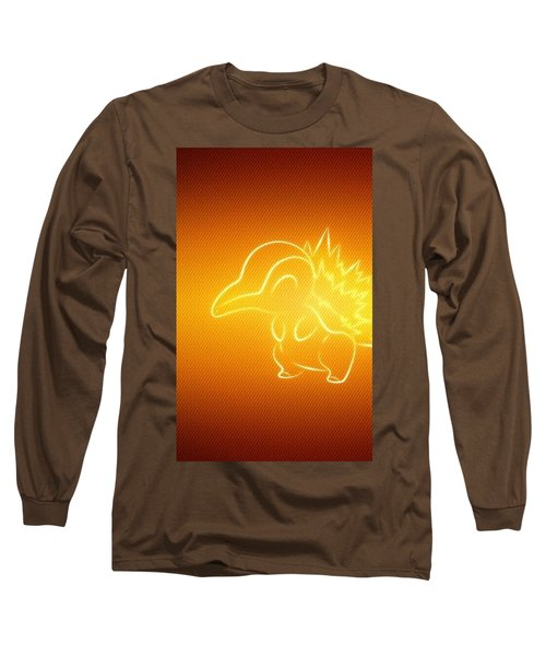 3feabe1a Pokemon Animal Cyndaquil 83569 300x480 Long Sleeve T-Shirt