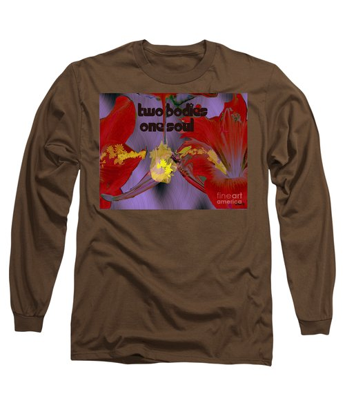 Polinating Long Sleeve T-Shirt by Irma BACKELANT GALLERIES