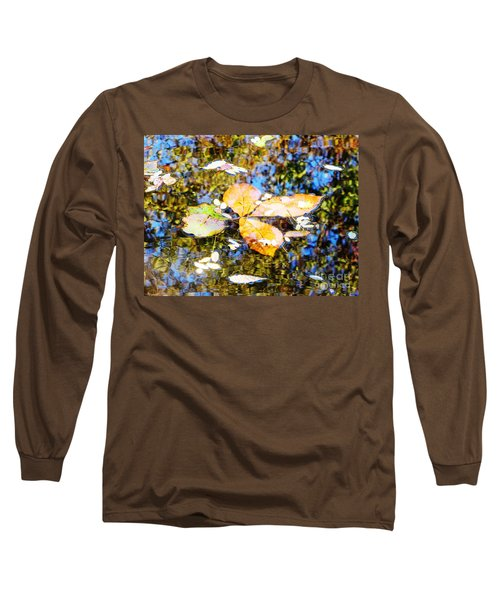 Long Sleeve T-Shirt featuring the photograph Pondering by Melissa Stoudt
