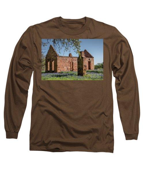 Pontotoc Ruins Long Sleeve T-Shirt