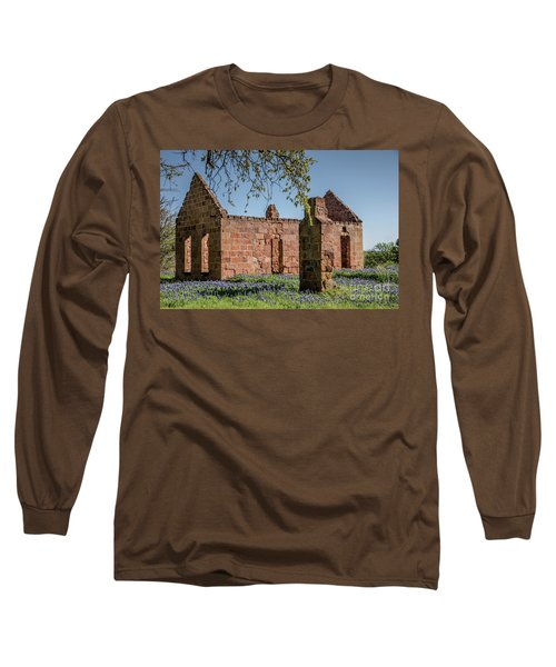 Pontotoc Ruins Long Sleeve T-Shirt