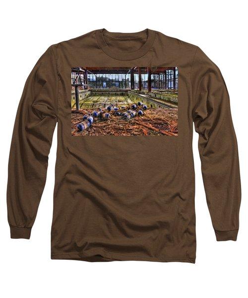 Pool Of Sorrow Long Sleeve T-Shirt