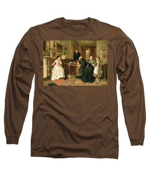 Poor Relations Long Sleeve T-Shirt